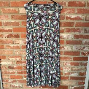 NWT Renee C maxi skirt (11)